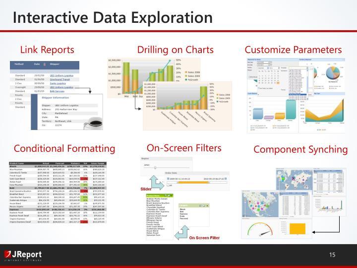 Interactive Data Exploration