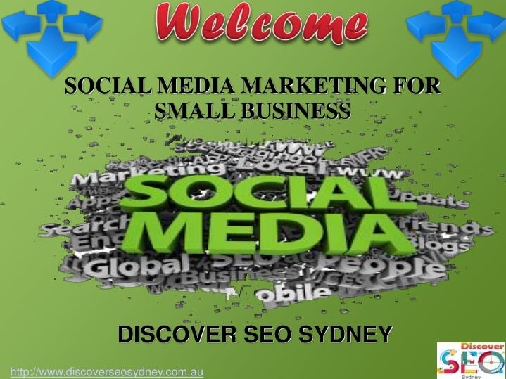social media marketing for small business n.