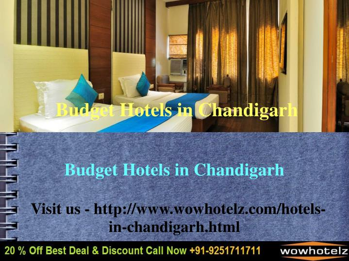 budget hotels in chandigarh n.