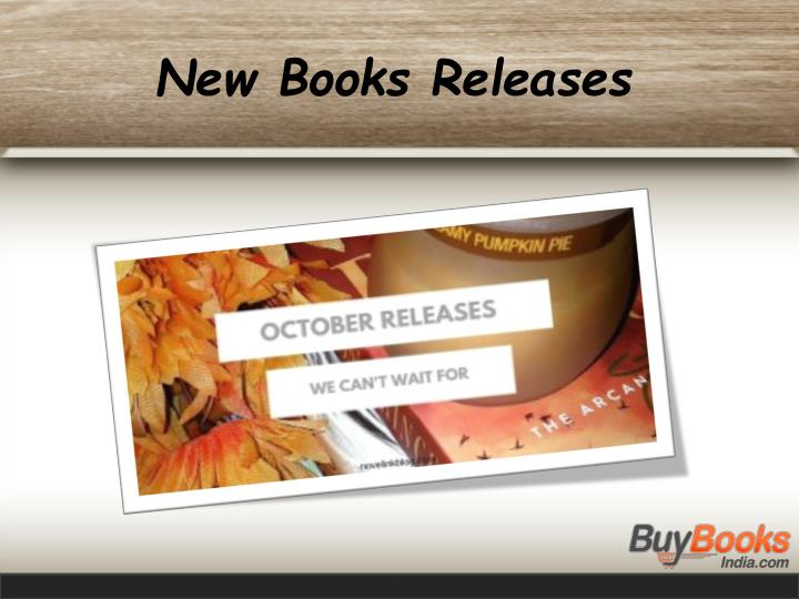 new books releases n.