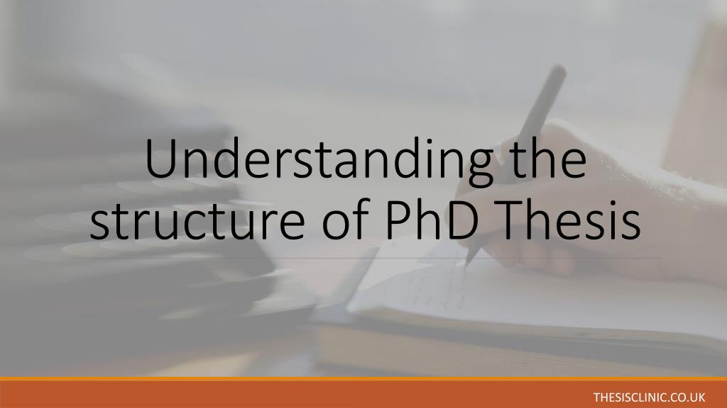 Phd thesis composite structures