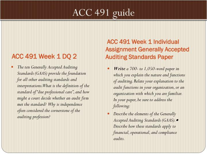acc 491 syllabus Syllabi directory find your course syllabus below home syllabus  mgt 49101: business policy and strategy department of management semester fall year.