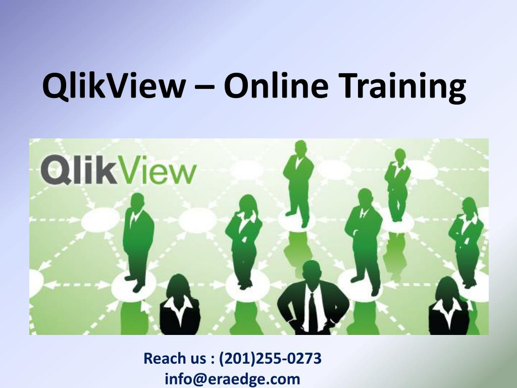 PPT - Qlikview Introduction & OverView - EraEdge PowerPoint