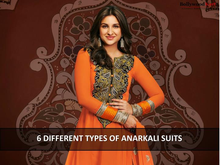6 different types of anarkali suits n.