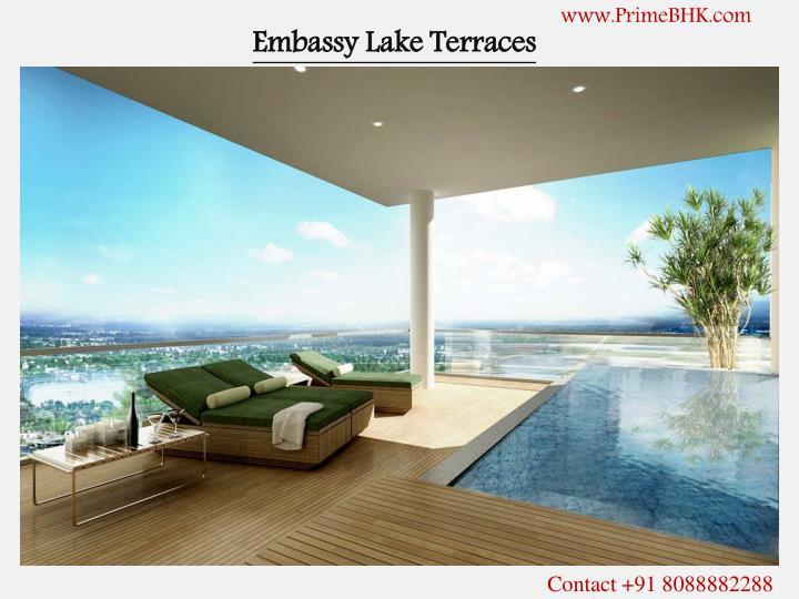 Embassy lake terraces
