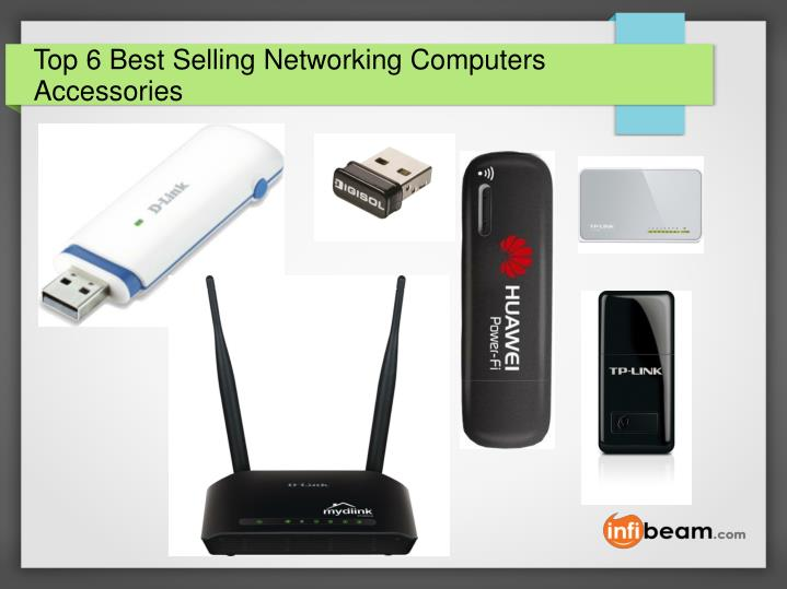 top 6 best selling networking computers accessories n.