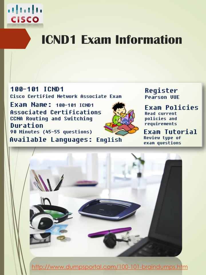ICND1 Exam Information
