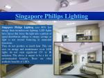singapore philips lighting