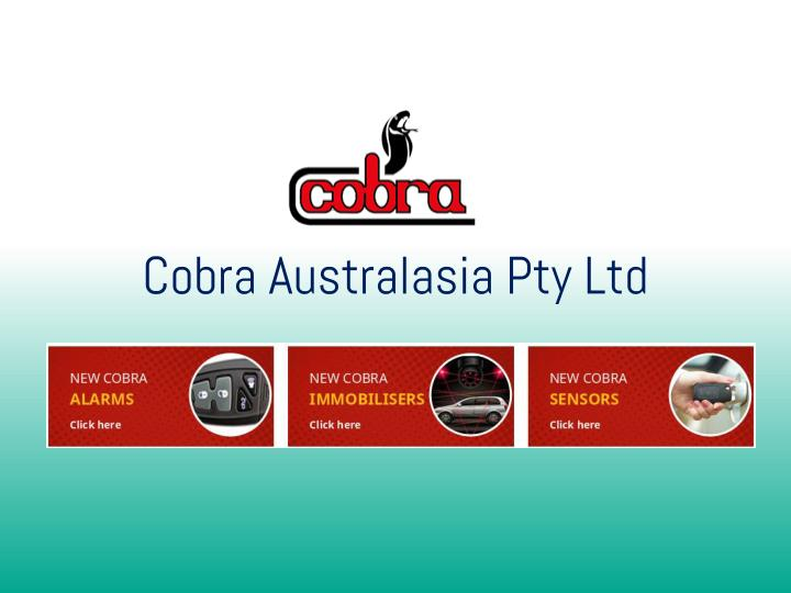 cobra australasia pty ltd n.