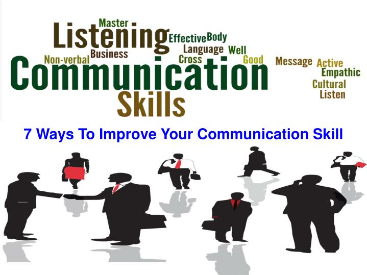 how one could improve your communication Let's take a look at three ways why mastering the skill of communication can improve your you can look into working one on one entrepreneur newsletter by.