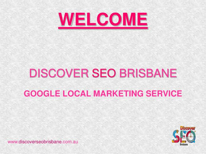 discover seo brisbane google local marketing service n.