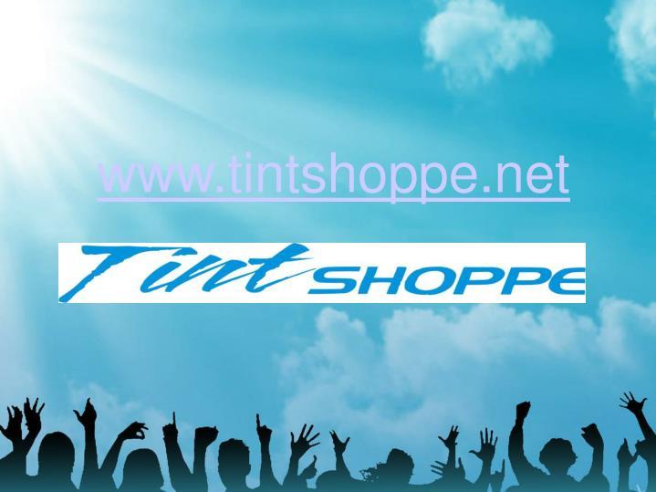 www.tintshoppe.net