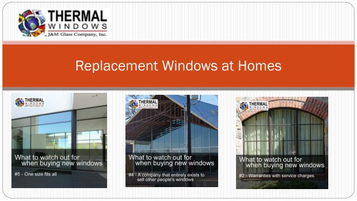replacement windows at homes n.