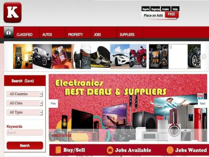PPT - Dubai Free Classified Ads Posting , Classified Ads in
