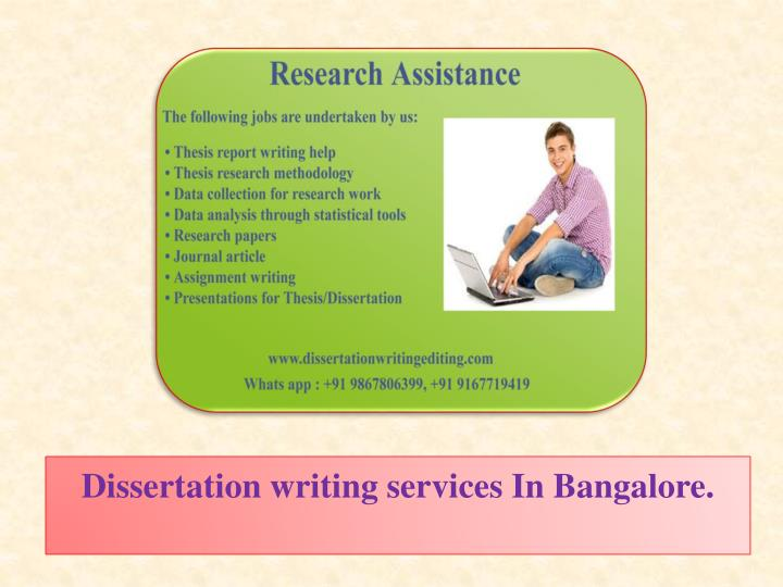PhD Thesis Writing Services in Bangalore - Thesis and Code