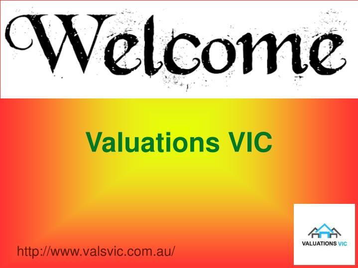 valuations vic n.