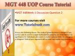 abs 415 ash course tutorial10