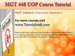 abs 415 ash course tutorial13