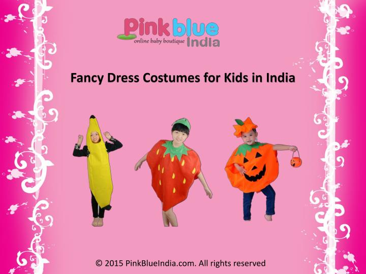 ppt fruit costumes for kids childrens fancy dress outfits india