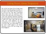 living room ideas singapore