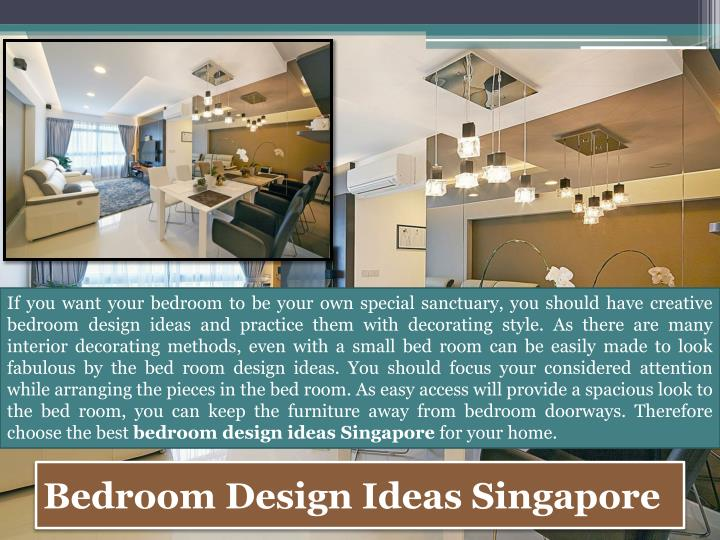 Bedroom Design Ideas Singapore