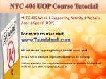 abs 415 ash course tutorial28