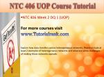 abs 415 ash course tutorial8