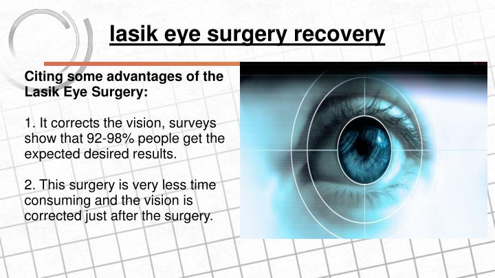lasik vision correction essay The customary goal of laser vision correction is usually stated as should i do monovision lasik or full distance lasik by craig bindi, md.