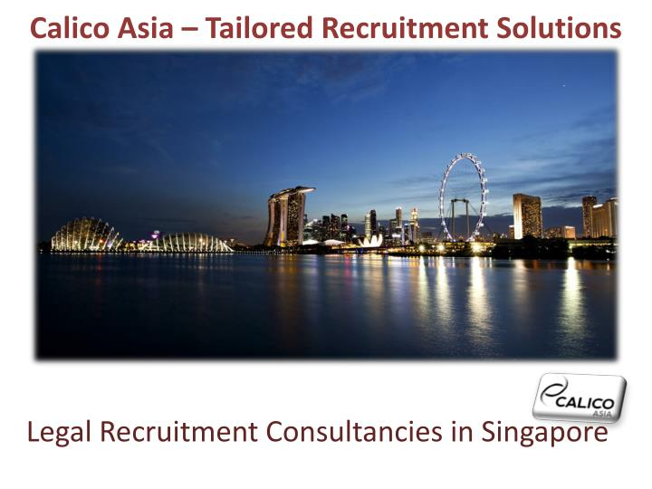 calico asia tailored recruitment solutions n.