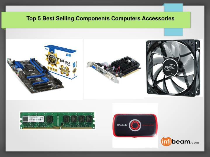 top 5 best selling components computers accessories n.
