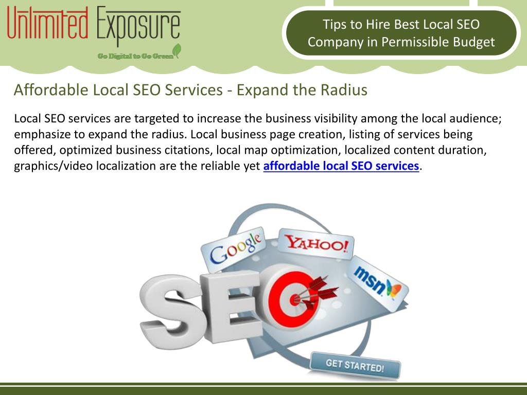 PPT - Tips to Hire Best Local Seo Company in Permissible