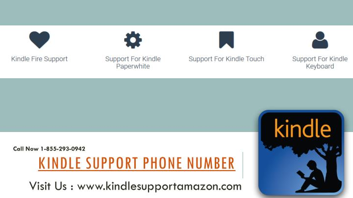 Kindle support phone number2