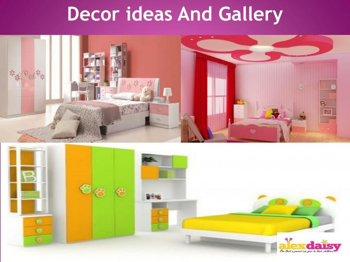 Decor ideas And Gallery