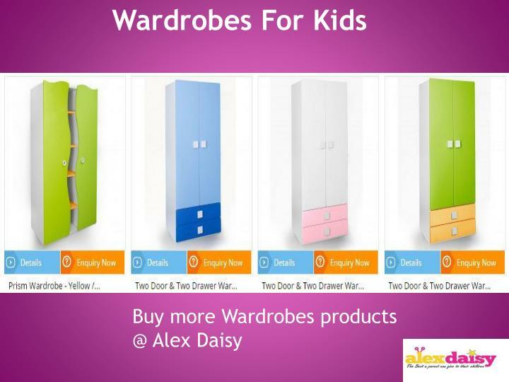 Wardrobes For Kids