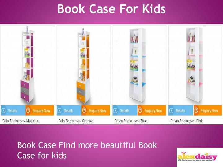 Book Case For Kids