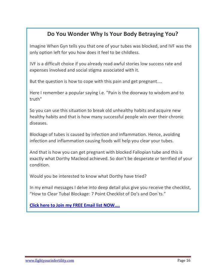 Do You Wonder Why Is Your Body Betraying You?