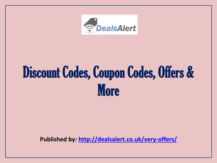 discount codes coupon codes offers more n.