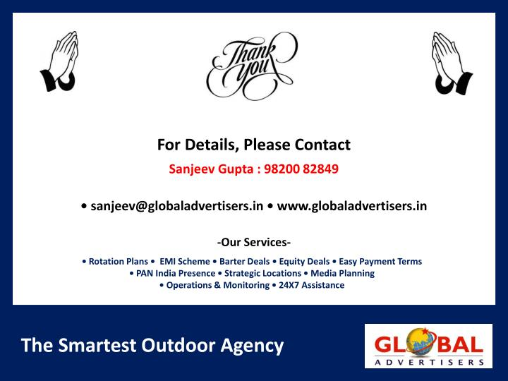 For Details, Please Contact