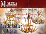 muskokalifestyelproducts website www muskokalifestyleproducts com phone 435 770 3903
