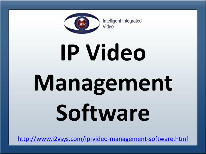 video management software download