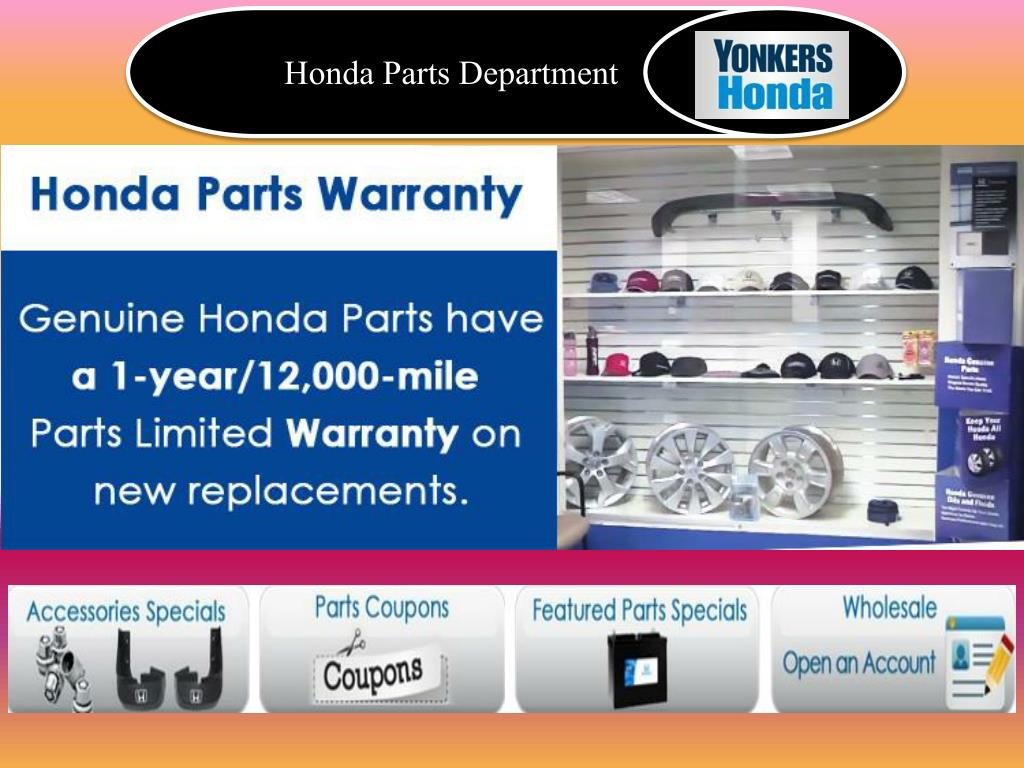Yonkers Honda Service >> Ppt Honda Dealership Nyc Powerpoint Presentation Free
