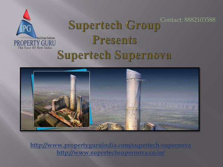 supertech group presents supertech supernova n.