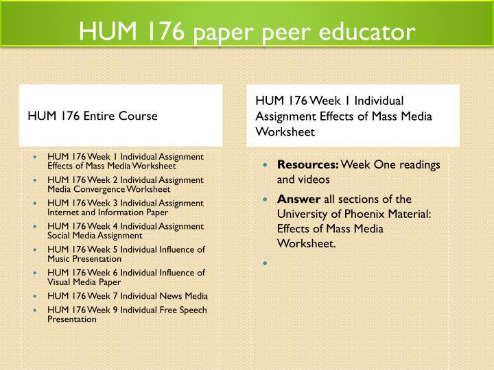 hum 176 week 7 news media journalist email