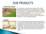 our products1