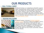 our products4