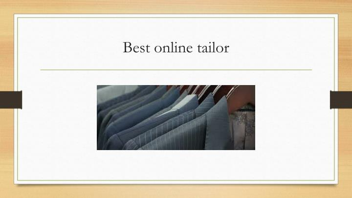Ppt best suits in hong kong tailor made suits in hong for Online custom tailored shirts