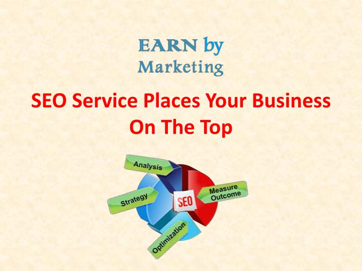 seo service places your business on the top n.