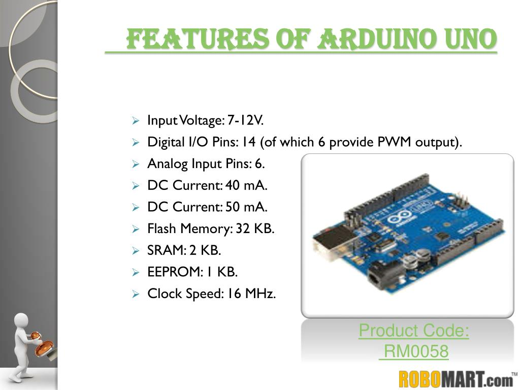 PPT - Buy Arduino Uno In Bulk By Robomart PowerPoint