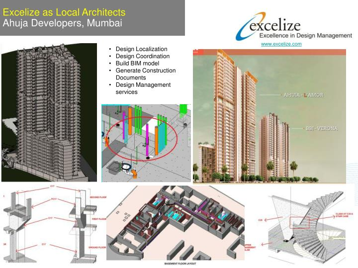 Excelize as Local Architects