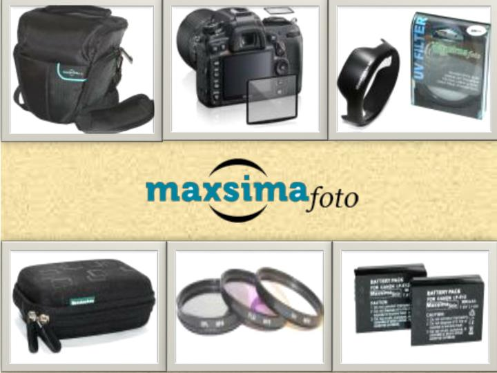 Online shop for digital lens camera accessories battery chargers maxsimafoto com